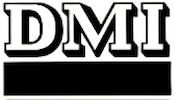DMI Logo Black and White